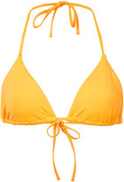Onia Megan bikini top - women - Nylon/Spandex/Elastane - XS