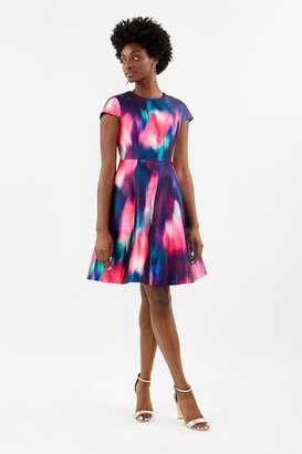 Coast A Line Structured Shift Dress