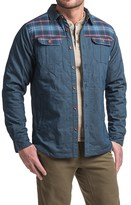 Columbia Kline Falls Shirt Jacket - Long Sleeve (For Men)