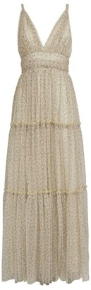 Jonathan Simkhai Halley Floral Tulle Dress