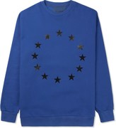 Études Blue Stars Crewneck Sweater