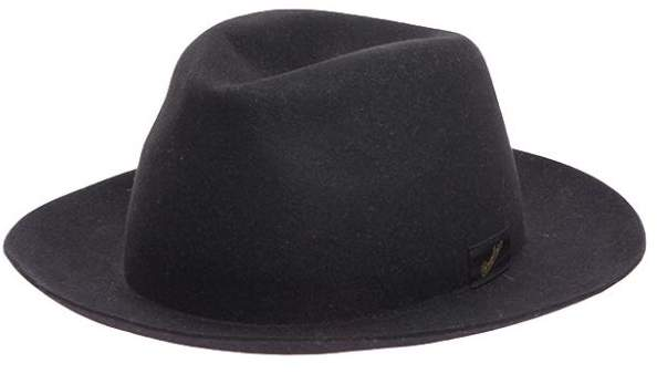 Borsalino Brimmed Felt Medium Hat