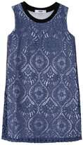 MSGM Cotton & Lace Dress