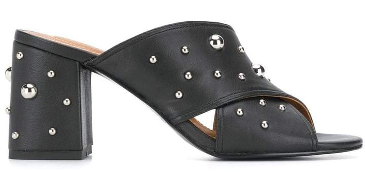 See by Chloe studded sandals