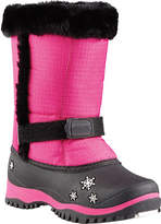 Baffin Infant/Toddler Girls' Lily Snow Boot - Hyper Berry Boots