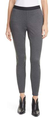Eileen Fisher Stretch Recycled Polyester Ankle Leggings (Regular & Petite)