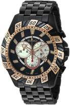 Roberto Bianci Men's RB70605 Casual Valentino Analog Dial Watch