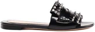 Alexander McQueen Studs Flat Sandal