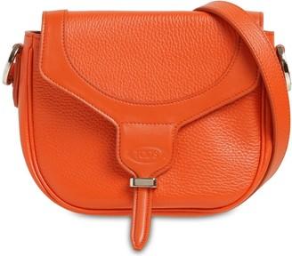 Tod's Leather Flap Shoulder Bag