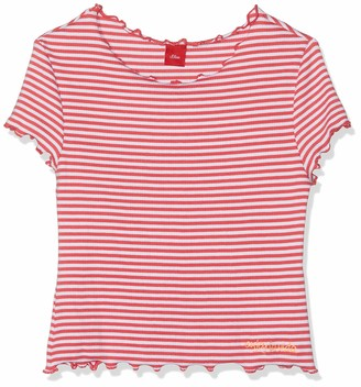 S'Oliver Girls' 66.904.32.5545 T-Shirt