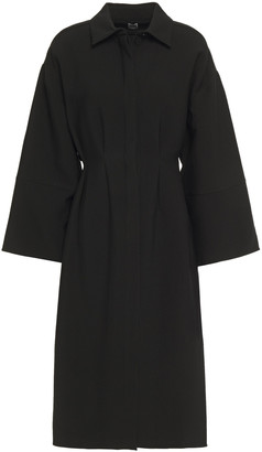 Totême Maratea Crepe Shirt Dress