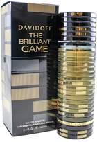Davidoff Zino The Brilliant Game Eau De Toilette Spray for Men, 3.4 fl. Oz.