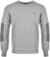 G Star Raw Rackam Sweatshirt Grey