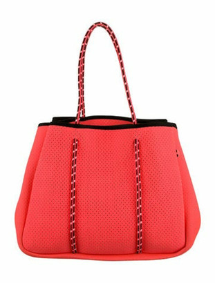 Annabel Ingall Sporty Spice Tote Bag Neon