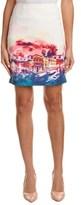 Robert Graham Pencil Skirt.
