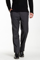 Ted Baker Extra Trim Fit Charcoal Striped Wool Suit Separates Pant