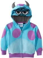 Disney Monsters Boys' Sully Fleece Hoodie