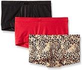 Maidenform Women's 3-Pack Dream Boyshort Panty