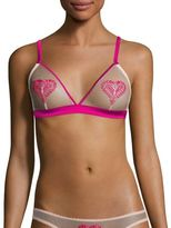 Mimi Holliday Wild Straberry Triangle Bra