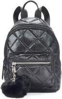 Candies Candie's® Quilted Metallic Mini Backpack