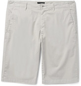 Theory Zaine Slim-Fit Stretch-Cotton Twill Shorts
