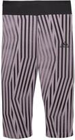adidas Older Girls Stripe Capri