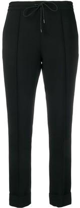 Kenzo Slim Fit Drawstring Trousers