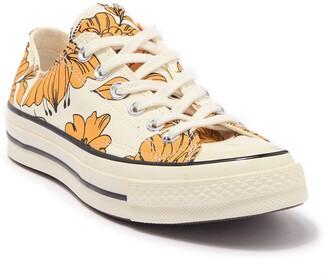Converse Chuck Taylor All Star Sunflower Printed Sneaker