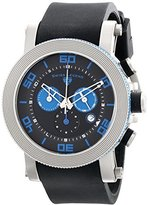Swiss Legend Men's 30465-01-BLA Cyclone Stainless Steel Watch with Black Band