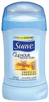 Suave Invisible Solid Anti-Perspirant Deodorant Tropical Paradise