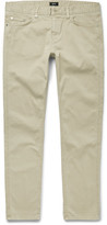 HUGO BOSS Delaware Slim-Fit Stretch-Cotton Twill Chinos