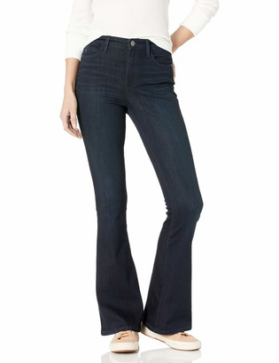 Skinnygirl Women's Julia High Rise Flare Jean