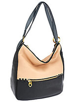 Oryany As Is Caitlin Soft Pebbled Leather Backpack