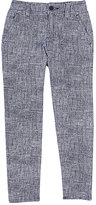 Officina51 Stretch-Cotton French Terry Pants