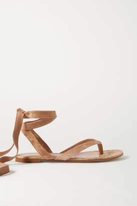 Gianvito Rossi Suede Sandals - IT34