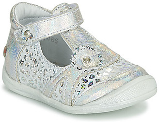 GBB MARYSE girls's Sandals in Silver