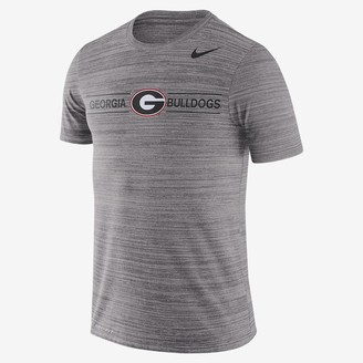 Nike Men's T-Shirt College Dri-FIT Velocity (Georgia)