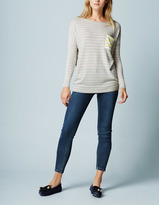 Boden Relaxed Pocket Sweater
