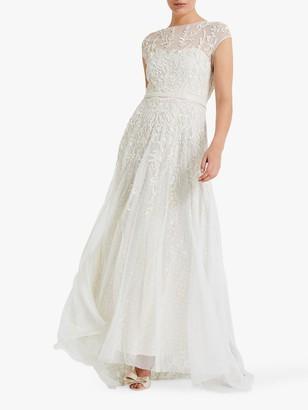 Phase Eight Bridal Mylee Wedding Dress, Antique Cream