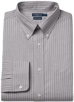 Croft & Barrow Big & Tall True Comfort Regular-Fit Easy-Care Dress Shirt