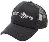Charlotte Russe Yass Queen Trucker Hat