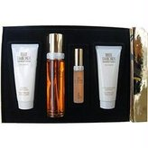 Elizabeth Taylor White Diamonds Set Window Edt Spray 3.3 Oz.+edp Spray .5 Oz.+ Body Wash/Gel 3.3 Oz.+ Body Cream 3.3 Oz. In Gift Box