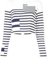 Altuzarra cousteau striped sweater