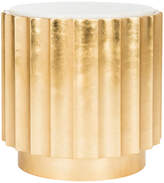 Safavieh Elodie Gold Side Table, Gold