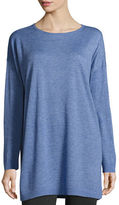 Eileen Fisher Long-Sleeve Tencel® Tunic