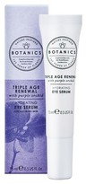 Botanics Triple Age Renewal Eye Correction Serum .5 oz