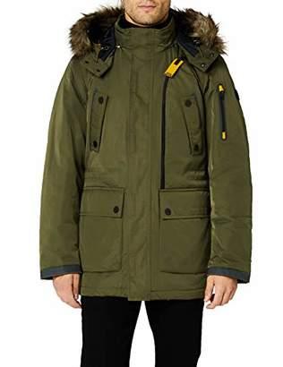 S'Oliver Men's 28710517321 Jacket, (Black 9999), Large