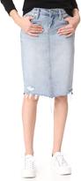 Blank Big Reveal Skirt