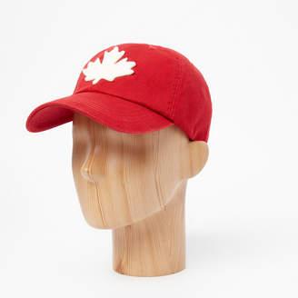 Roots Canada Leaf Baseball Cap