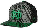 Zephyr Notre Dame Fighting Irish Kahuku Snapback Cap